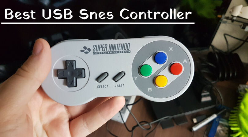 Best USB Snes Controller for Your PC - Classic USB Gamepad