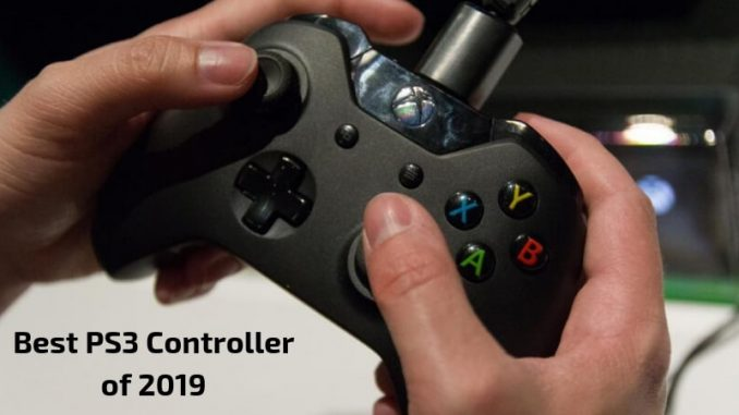 Best PS3 Controller of 2019