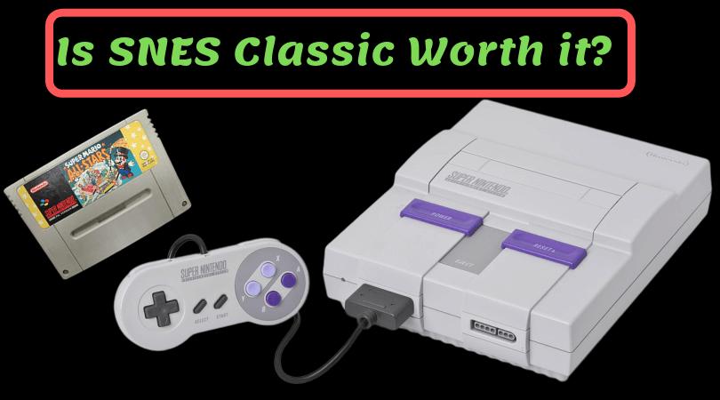 Is SNES Classic Worth it?