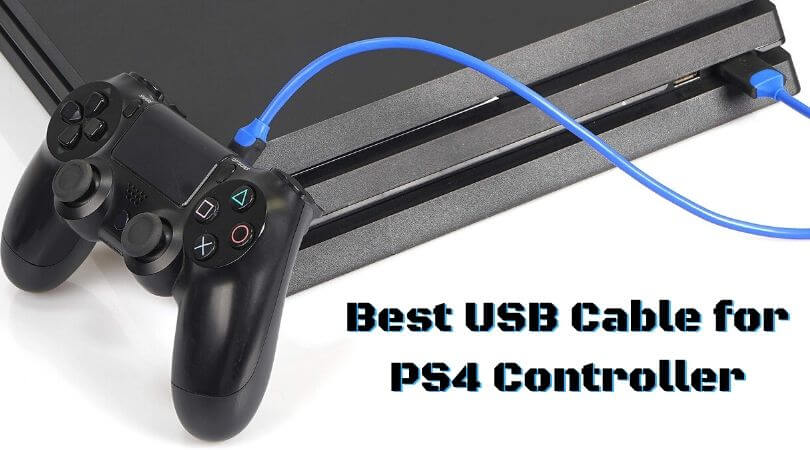 Best USB Cable for PS4 Controller
