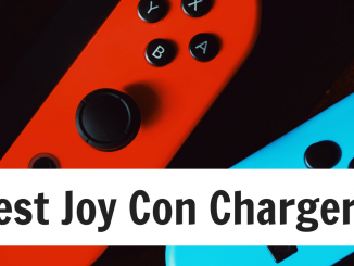 Best Joy Con charger