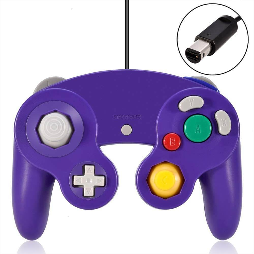 VOYEE Wired Controller (Purple)